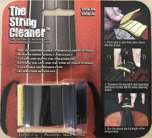 violin cleaning kit